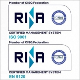 OTAR QUALITY SYSTEM CERTIFICATIONS